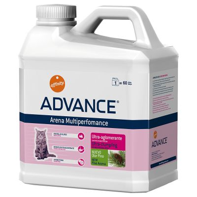 Advance Cat Multiperformance arena aglomerante
