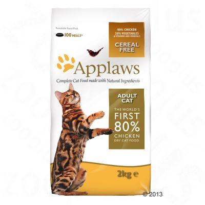 Applaws Adult con pollo para gatos