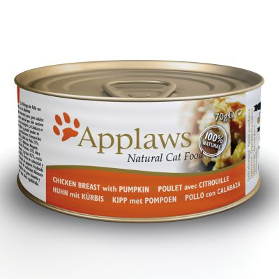 Applaws Cat Food 6 x 70g | Great deals at zooplus.ie!
