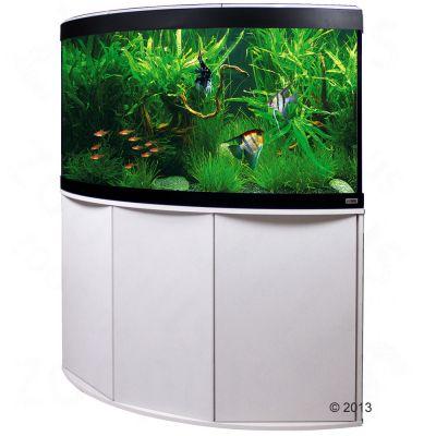 Fluval venezia 350 aquarium d 39 angle zooplus for Aquarium 350 litres