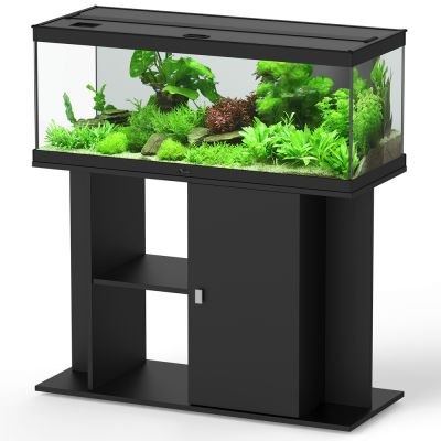 aquatlantis style led 100 x 40 aquarium set free p p on orders 29 at zooplus. Black Bedroom Furniture Sets. Home Design Ideas