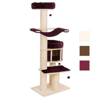 natural paradise xl standard arbre chat zooplus. Black Bedroom Furniture Sets. Home Design Ideas