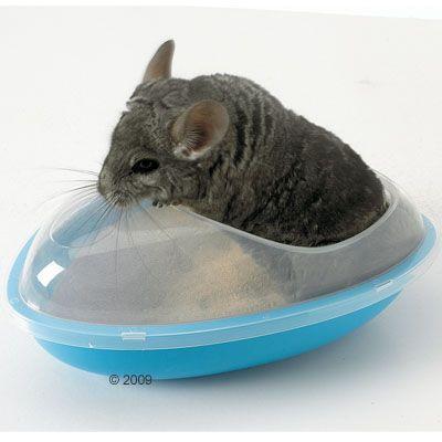 Bañera para roedores Savic Wellness Bath