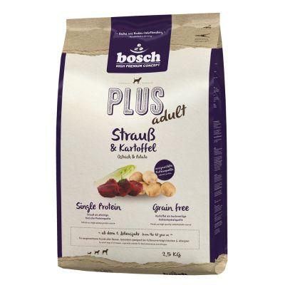 Bosch Plus Strauß & Kartoffel