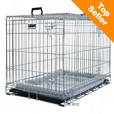 dog residence cage de transport et d 39 int rieur pour. Black Bedroom Furniture Sets. Home Design Ideas
