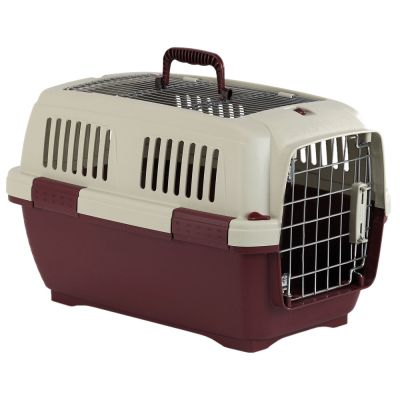 marchioro clipper cage de transport pour chien chat et rongeur zooplus. Black Bedroom Furniture Sets. Home Design Ideas