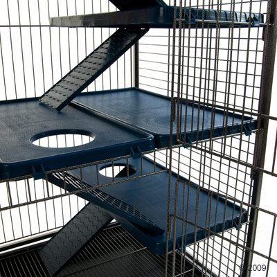 Perfect Cage Pour Furet Et Chinchilla Zooplus