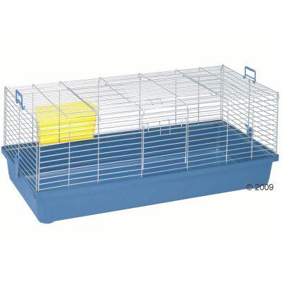 cage pour lapin et cochon d 39 inde skyline maxi xxl. Black Bedroom Furniture Sets. Home Design Ideas