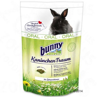 Comida Bunny Kaninchen Traum ORAL para conejos