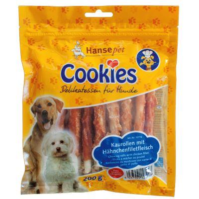 Cookie's Delikatess Rurki z kurczakiem