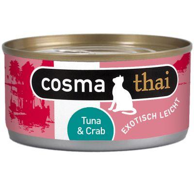 Cosma Thai v želé 6 x 170 g