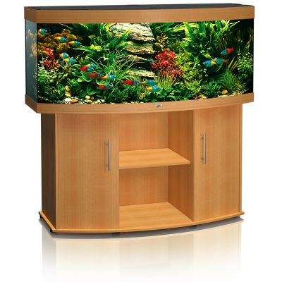Ensemble aquarium sous meuble juwel vision 450 for Aquarium avec meuble