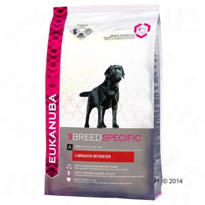 Eukanuba 12 a 15 kg + 7 Pedigree Dentastix ¡gratis!