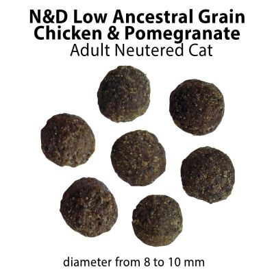 Farmina N&D Low Grain Cat Pollo & Melograno Neutered