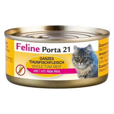 Feline Porta 21 - 6 x 156g