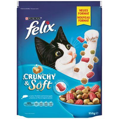 Felix Crunchy & Soft Fish