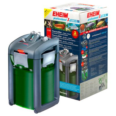 Eheim professionel 3 thermo 1200 xlt filtre ext rieur for Pompe aquarium exterieur