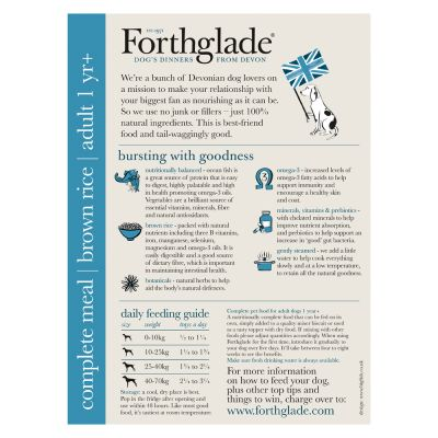 Forthglade Cat Food Review