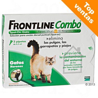 Frontline® Combo Spot-On para gatos