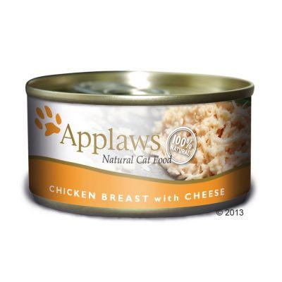 156g Applaws Wet Cat Food - 10 + 2 Free!*