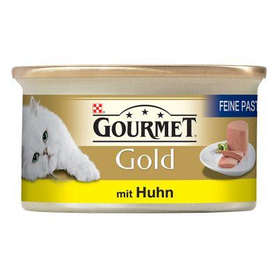 85g Gourmet Gold Wet Cat Food - 21 + 3 Free!*