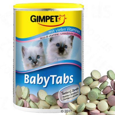 Gimpet Baby Tabs pour chaton