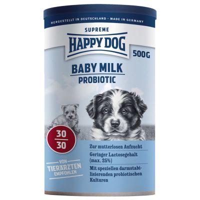 happy dog supreme baby milk probiotic lait pour chiot zooplus. Black Bedroom Furniture Sets. Home Design Ideas