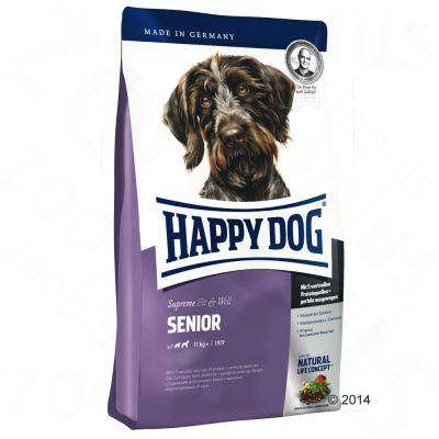 happy dog supreme fit well senior karma dla psa tanio w zooplus. Black Bedroom Furniture Sets. Home Design Ideas