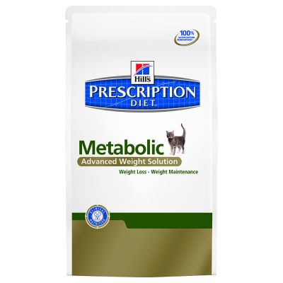 Hill's Prescription Diet Feline Metabolic Advanced Weight ...