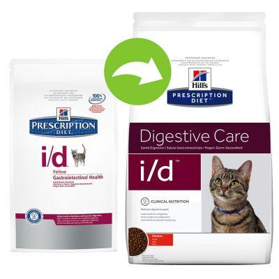 hill 39 s prescription diet i d digestive care croquettes pour chat zooplus. Black Bedroom Furniture Sets. Home Design Ideas