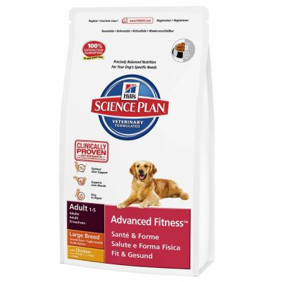 Hill S Science Plan Adult Advanced Fitness Large Chicken