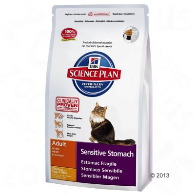 Science Diet Cat Food Uk Sensitive Stomach