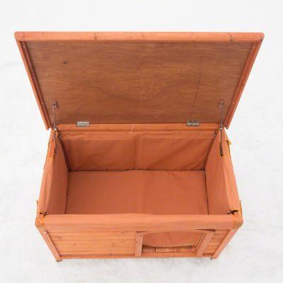 trixie natura isolation pour niche toit plat zooplus. Black Bedroom Furniture Sets. Home Design Ideas