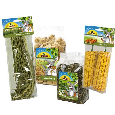 JR Farm Natural Snacks Pack