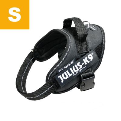 Julius K Dog Harness Black Lab