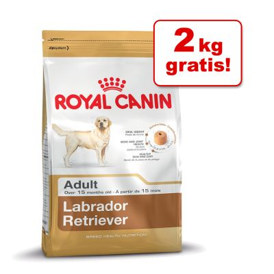 12 kg + 2 kg gratis! 14 kg Royal Canin Breed