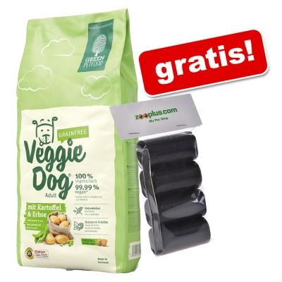 green petfood hundefutter g nstig bei zooplus 15 kg green petfood trockenfutter bio. Black Bedroom Furniture Sets. Home Design Ideas