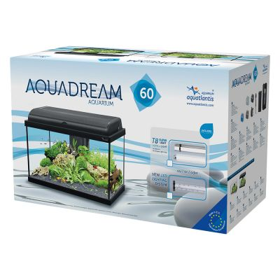 Kit aquarium aquatlantis aquadream 60 prix avantageux for Aquarium prix
