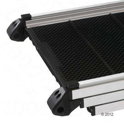 kleinmetall hunderampe dogwalk3 g nstig bei zooplus. Black Bedroom Furniture Sets. Home Design Ideas