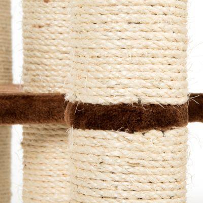 Škrabadlo perníková chaloupka 165 cm <p>  <b><font color=