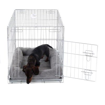 kuschelkissen f r hundeboxen g nstig kaufen bei zooplus. Black Bedroom Furniture Sets. Home Design Ideas