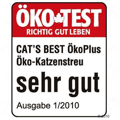 Lettiera Cat's Best  Eco Plus