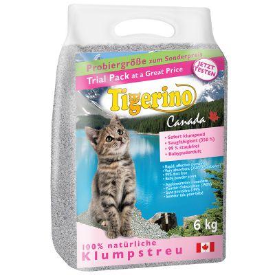 Lettiera Tigerino Canada - al borotalco - confezione prova