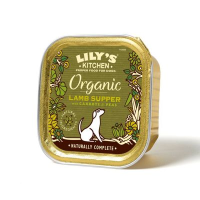 Lily's Kitchen Organic Lamb Supper for Dogs