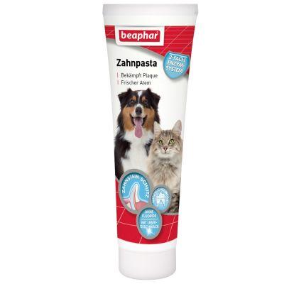 Beaphar brosse dent dentifrice pour chien zooplus - Brosse a chien ...