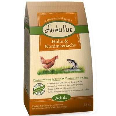 Lukullus Dry Dog Food Economy Packs 2 X 15kg Free P Amp P 163 29