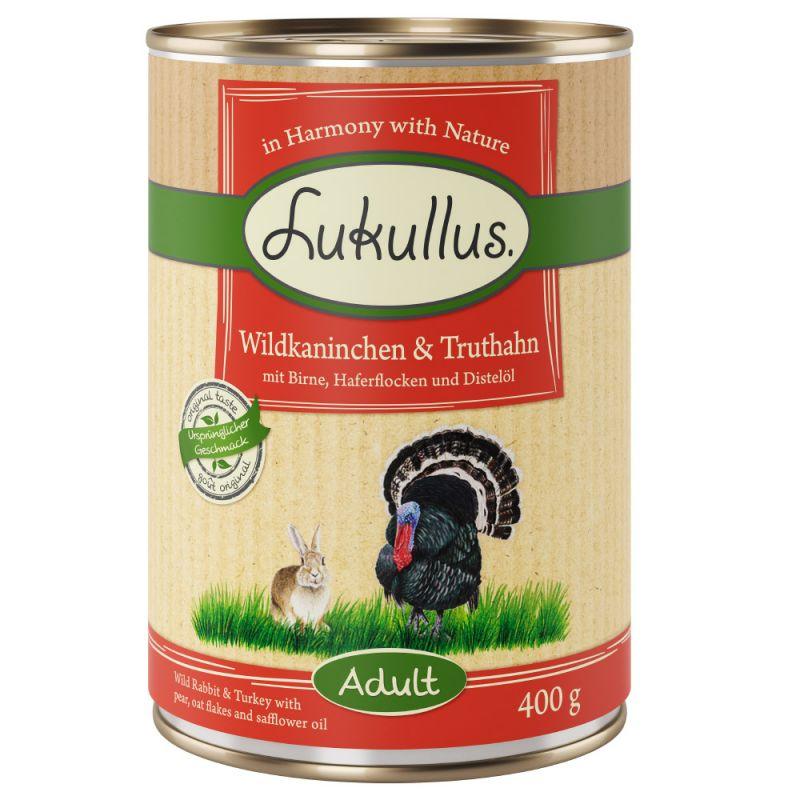 Lukullus Wet Dog Food