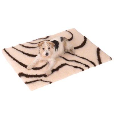 Manta Vetbed® Isobed SL Wave, crema para perros y gatos