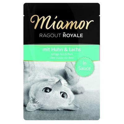 Miamor Ragout Royale in Gravy  22 x 100 g
