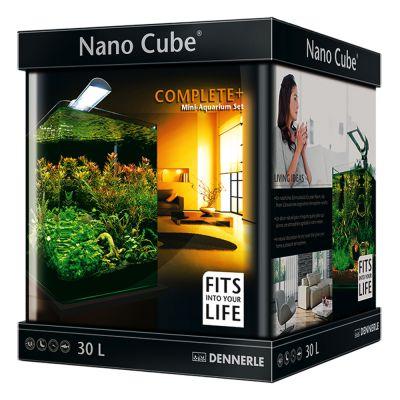 nanocube complete plus 30 liter. Black Bedroom Furniture Sets. Home Design Ideas